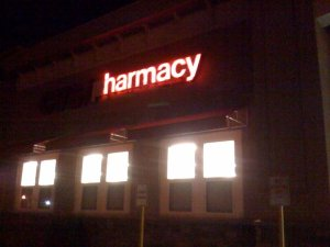 "Kingston's new ""Harmacy"". Poetic justice, as recalled by Rebecca Martin"